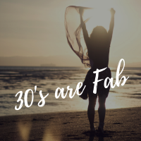 Embracing my 30's by...​